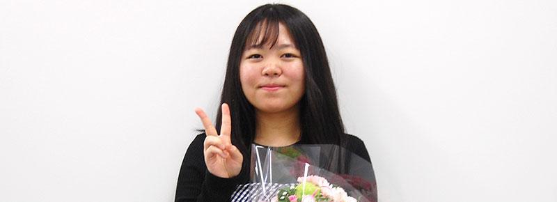 三田 杏奈さん